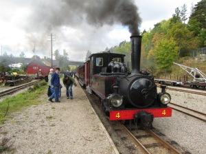 2013-09-28, Östra Södermanlands Järnväg, Museibanans dag 009