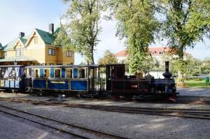 Östra Södermanlands järnväg, museibanans dag, Mariefred