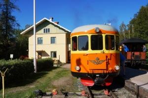 Lennakatten Marielund Rälsbuss 3