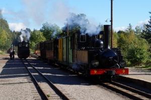 Östra Södermanlands Järnväg, Museibanans dag, JGJ 9, Läggesta (1)