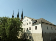 Uppsala domkyrka, Uppsala länsmuseum