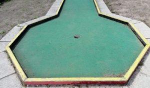 Minigolf, Vasaparken