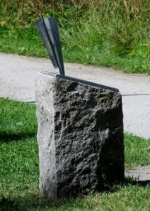 Minnesmärket JAS kraschen på Långholmen 1993