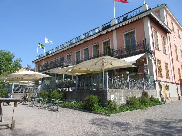 hotel hasselbacken djurgården