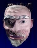 Etnografiska museet, masker, nordamerikanska indianer