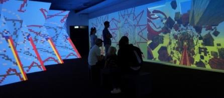 Tekniska museet, dator-spel